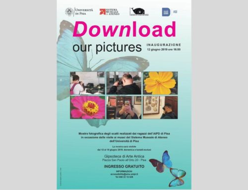 """Download our pictures"", mostra fotografica di AIPD Pisa"