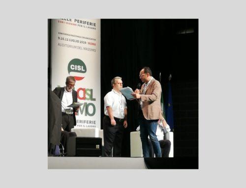Il Premio CISL Flavio Cocanari 2019 va a Dino Menchise