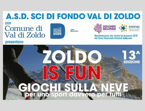 Zoldo is fun 2020 con AIPD Belluno