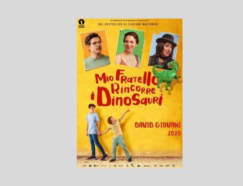 """Ai giovani piace il film """"Mio fratello rincorre i dinosauri"""", dopo il premio EFA arriva anche il David Giovani 2020"""
