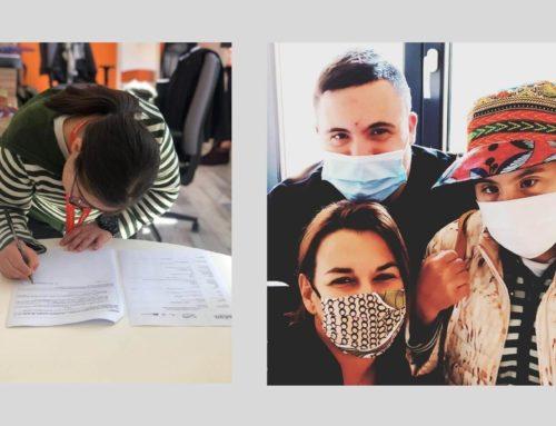 Francesca e Roberto, due assunzioni per AIPD Matera