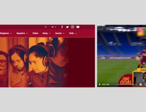 """""""One goal"""", prosegue la campagna della Roma AS a favore di AIPD anche con il contributo di Down Espana"""
