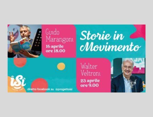 AIPD Pisa, per il progetto ISI in programma incontri online con Guido Marangoni (16/4) e Walter Veltroni (23/4)