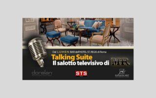 logo della trasmissione radiofonica Talking Suite