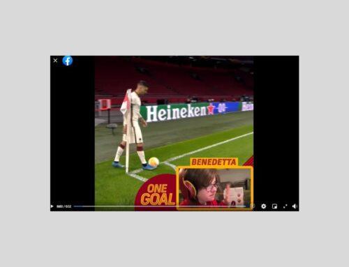 One Goal, AS Roma pubblica il quinto video per la campagna a sostegno di AIPD