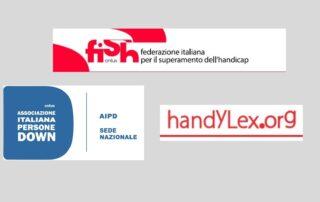 loghi AIPD FISH Handylex