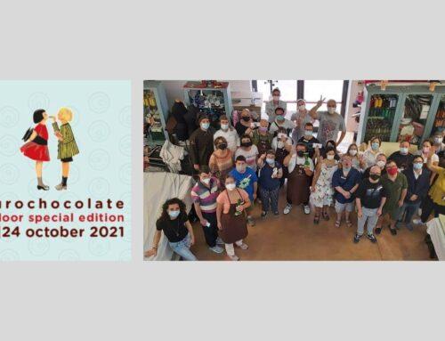 Al via Eurochocolate 2021, con i giovani di AIPD Perugia