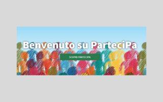 """logo """"ParteciPa"""""""